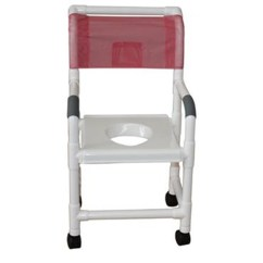 Pvc Commode Chair Stand Test For Seniors Mjm Shower With Support Save At