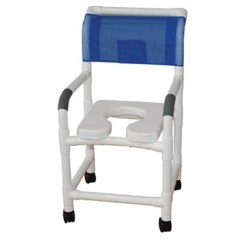 Pvc Commode Chair Plastic Table And Chairs For Kids Mjm Shower Save At Tiger Medical Inc