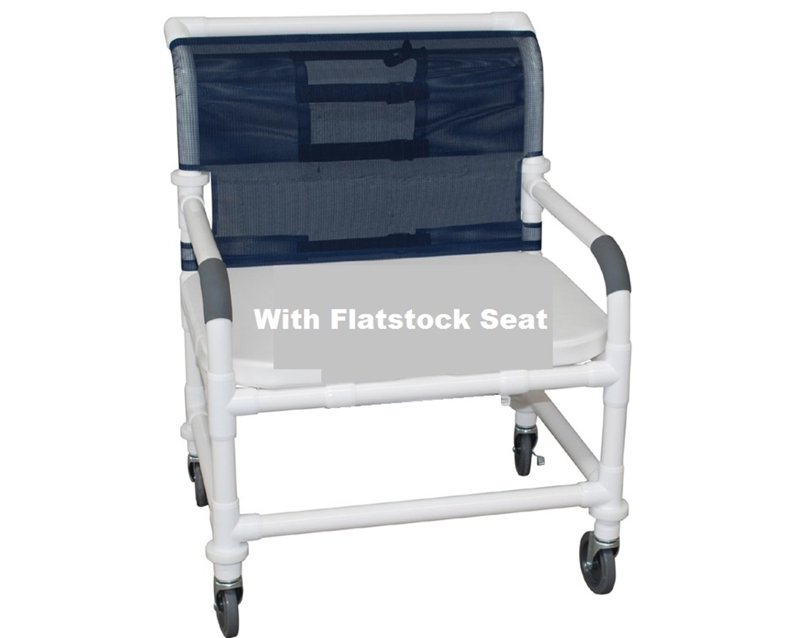 Pvc Shower Chair Mjm 26 Inch Wide Pvc Shower Chair Save At Tiger Medical Inc