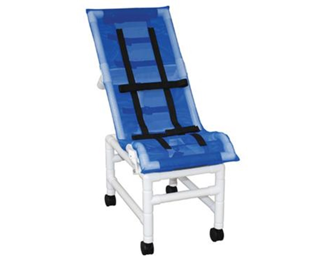 Shower Chair With Wheels Mjm Reclining Pvc Shower Bath Chair Save At Tiger