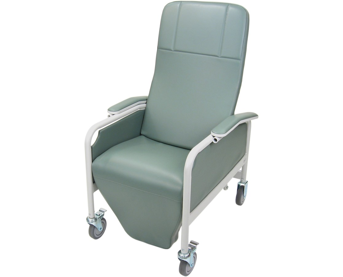 invacare clinical recliner geri chair high back club winco caremor save at tiger medical inc