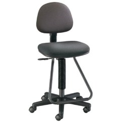 Drafting Office Chair Ergonomic Mesh Uk Alvin Studio Adjustable Artist Ch202