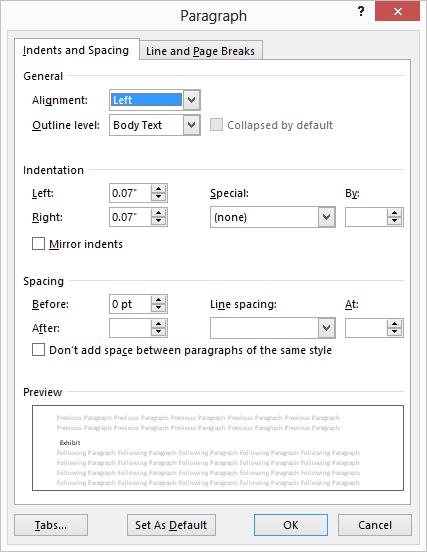 Where Is Line Spacing In Word : where, spacing, Understanding, Single, Spacing, (Microsoft, Word)