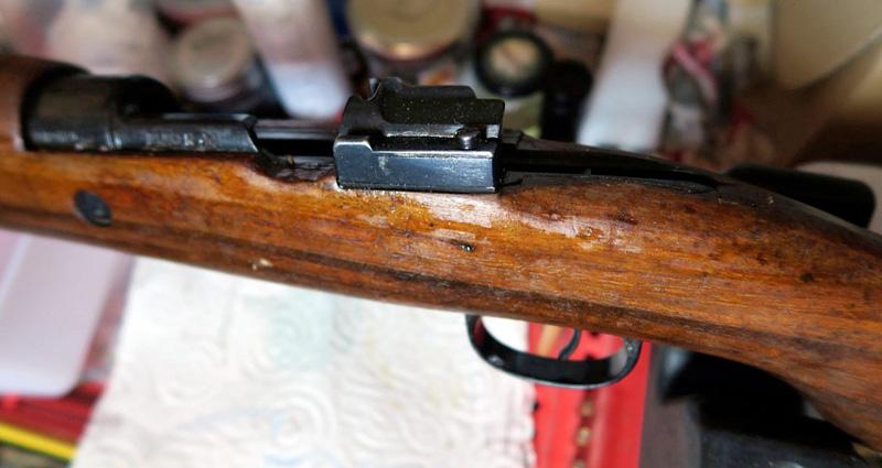 Tir Longue Distance  Afficher le sujet  Nettoyage dun Mauser de sa graisse de stockage