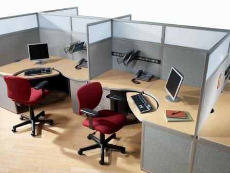 Call Center Furniture Design Takes More than Some New Cubicles