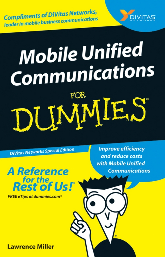 Divitas Publishes Mobile Uc For Dummies Book