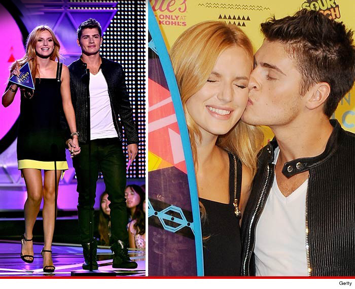 Bella Thorne And Gregg Sulkin  Shes Underage Hes Not