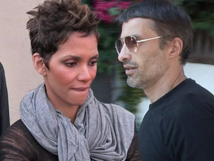 Halle Berry And Olivier Martinez's Divorce Is Off For Now