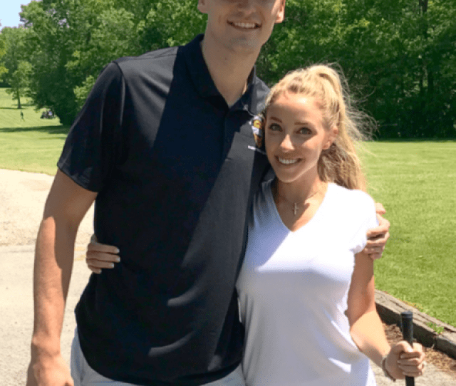 Sam Dekker And Olivia Harlan Together Photos