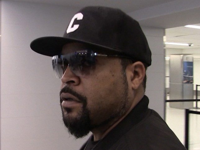 Shots Fired at Del Mar Fairgrounds Where Ice Cube was Set to Perform