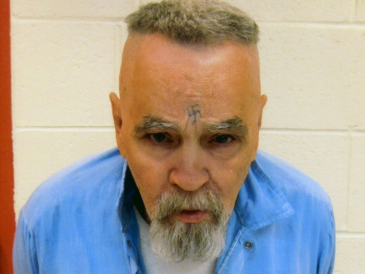 Charles Manson's Body. Judge Has 3 Options for Who Gets It | TMZ.com