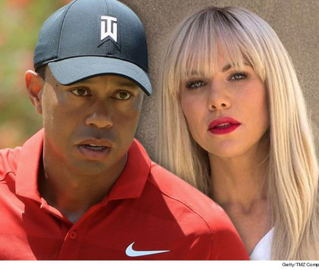 Tiger Woods Got His Ex Girlfriend Kristin Smith To Sign A Non Disclosure Agreement To Make Sure She Kept Her Mouth Shut About Their Nuclear Breakup But