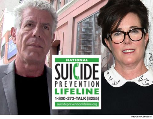 Image result for anthony bourdain kate spade