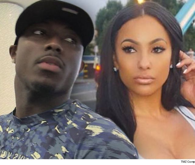 The Victim In The Lesean Mccoy Home Invasion Told Police She Believes Her Ex Boyfriend Set Her Up Suggesting The Nfl Star Sent The Gun Wielding Masked