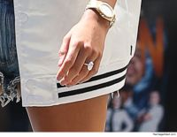 JUSTIN BIEBER HAILEY'S RING ... Half-a-Million Thing ...