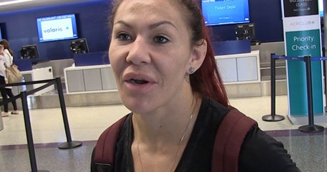 Cris Cyborg Says She's Open To Fighting Ronda Rousey In WWE