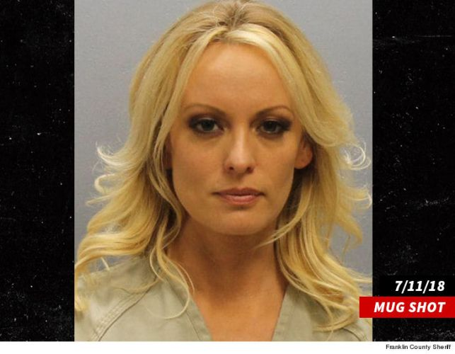 Stormy Daniels' Strip Club Arrest Pre-Planned by Columbus PD, Emails Indicate