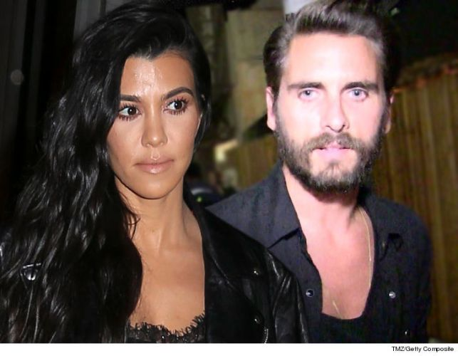 Kourtney Kardashian Will Never Date Scott Disick Again