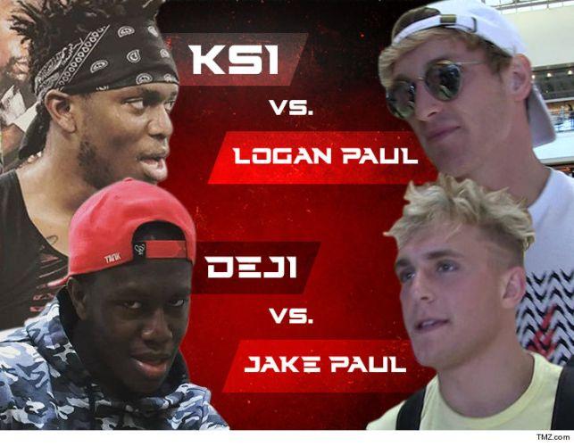 Jake Paul Defeats Deji in YouTube Superfight, Logan vs. KSI Up Next