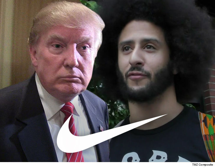 Image Result For Donald Trump Says Nikes Colin Kaepernick Ad Sends Terrible Message