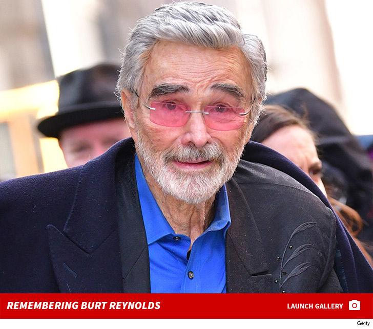 Burt Reynolds Dead