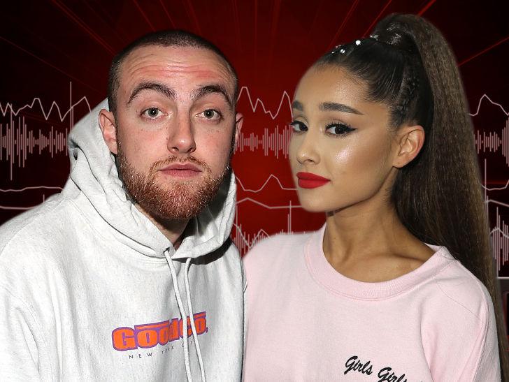 Mac Millers Friend Says Ariana Grande was Incredible in