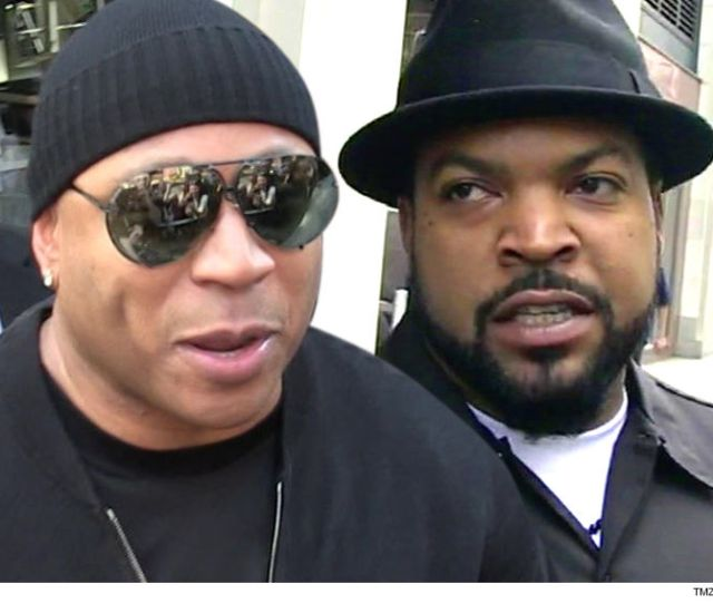Ll Cool J And Ice Cube Are Joining Forces But It Aint About Music Its About Sports Tv Domination