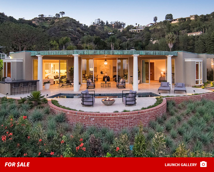 Ellen Degeneres Beverly Hills Home For Sale At Nearly  Mil