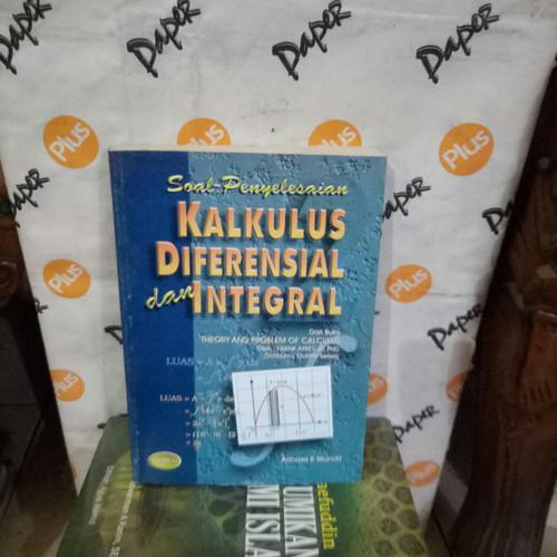Soal dan pembahasan integral tertentu. Jual Ori Soal Penyelesaian Iya Kalkulus Diferensial Dan Integral 2 Jakarta Timur Oraet Bookstore Tokopedia