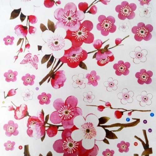 Jual Stiker Wallpaper Dinding Sakura Ii Ay9053 Stiker Dinding Wall Jakarta Barat Online Shop Express Tokopedia