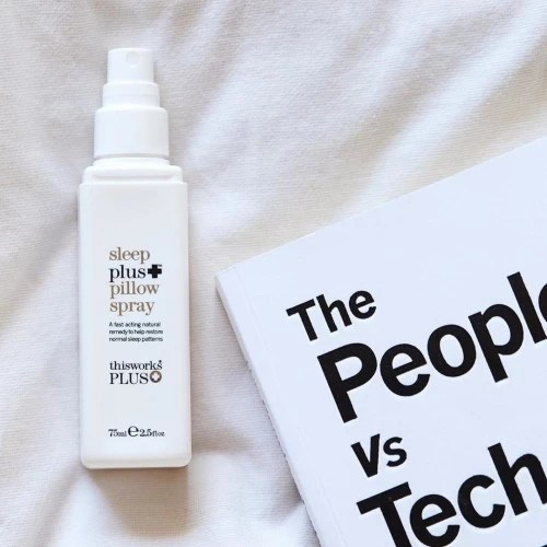 this works sleep plus pillow spray full size di the beauty care tokopedia