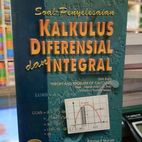Tentukan bilangan rasional yang mempunyai penyajian desimal 45,73737373737. Jual Promo Soal Kalkulus Diferensial Integral Jakarta Selatan Raisahidayanto Tokopedia