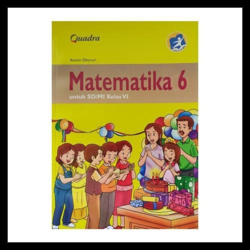 kunci jawaban matematika kelas 5 quadra halaman 16. Download Buku Matematika Kelas 6 Quadra Cara Golden