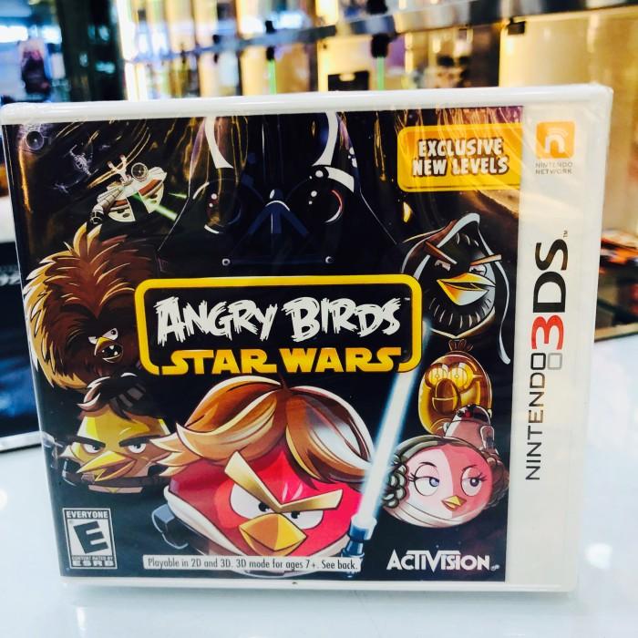 angry birds in nintendo switch by dgartdmm on deviantart. Jual 3ds Angry Birds Starwars Jakarta Barat Tgmta Tokopedia