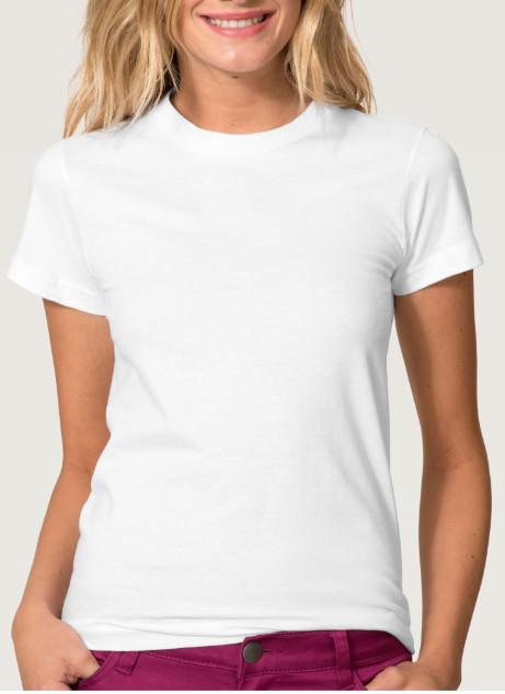 Gambar Putih Polos : gambar, putih, polos, Cotton, Combed, Putih, Polos, Unisex, Wanita, Shirt, Jakarta, Barat, Kaoskulo, Tokopedia