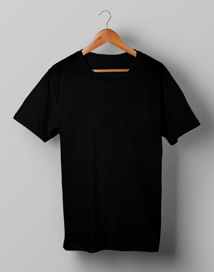 Gambar Baju Polos Hitam : gambar, polos, hitam, Grosir, Polos, Hitam, Premium, Distro, Malang, Tokopedia