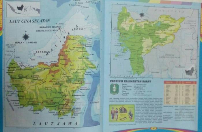 Berdasarkan asal kata mappa tersebut, peta dapat. Jual Buku Peta Atlas Lengkap Indonesia Dunia Sd Smp Sma Lintas Media Kota Depok Muallaf Tokopedia