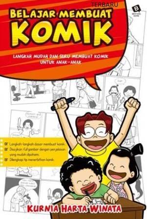 Langkah-langkah Membuat Komik : langkah-langkah, membuat, komik, BELAJAR, MEMBUAT, KOMIK, Jakarta, Selatan, Hourriya, Store, Tokopedia
