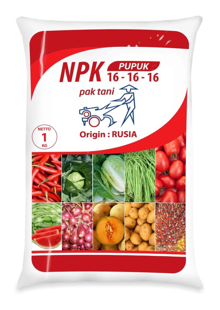 Npk Pak Tani : Pupuk, 16.16.16, Merah, Demak, Toko_SAM, Tokopedia