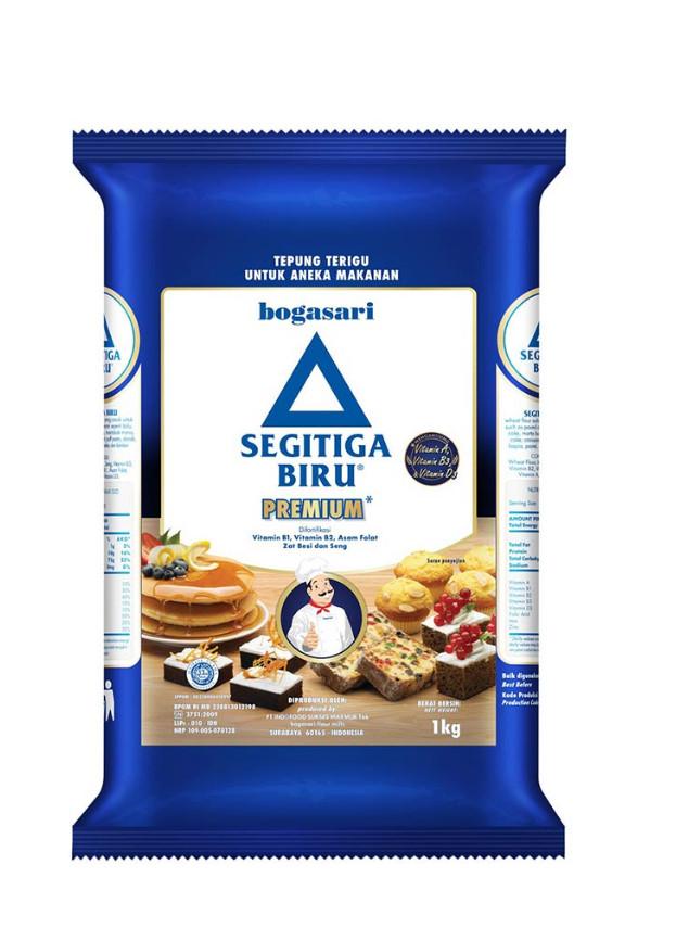Harga Tepung Terigu Protein Tinggi : harga, tepung, terigu, protein, tinggi, Bogasari, Tepung, Terigu, Protein, Sedang, Lamongan, Savemoney, Tokopedia