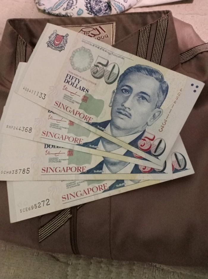 Harga Dollar Singapura : harga, dollar, singapura, Singapore, Dollar, Pecahan, Jakarta, Barat, Murti, Tokopedia