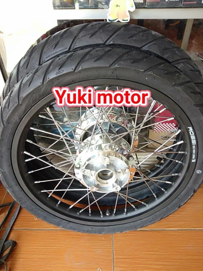 Vixion Old Jari Jari Hitam : vixion, hitam, Vixion, Hitam, Crome, Jakarta, Pusat, Susi__shope, Tokopedia
