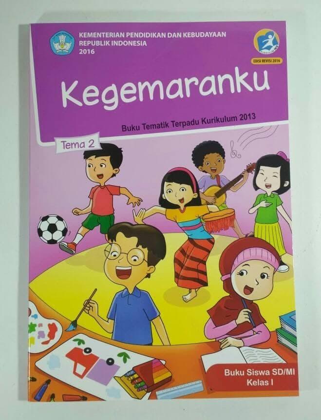 Download Buku Siswa Kelas 1 Tema 2 Kegemaranku : download, siswa, kelas, kegemaranku, Termurah, Tematik, Kelas, Kegemaranku, Jakarta, Barat, MitraYuniar34, Tokopedia