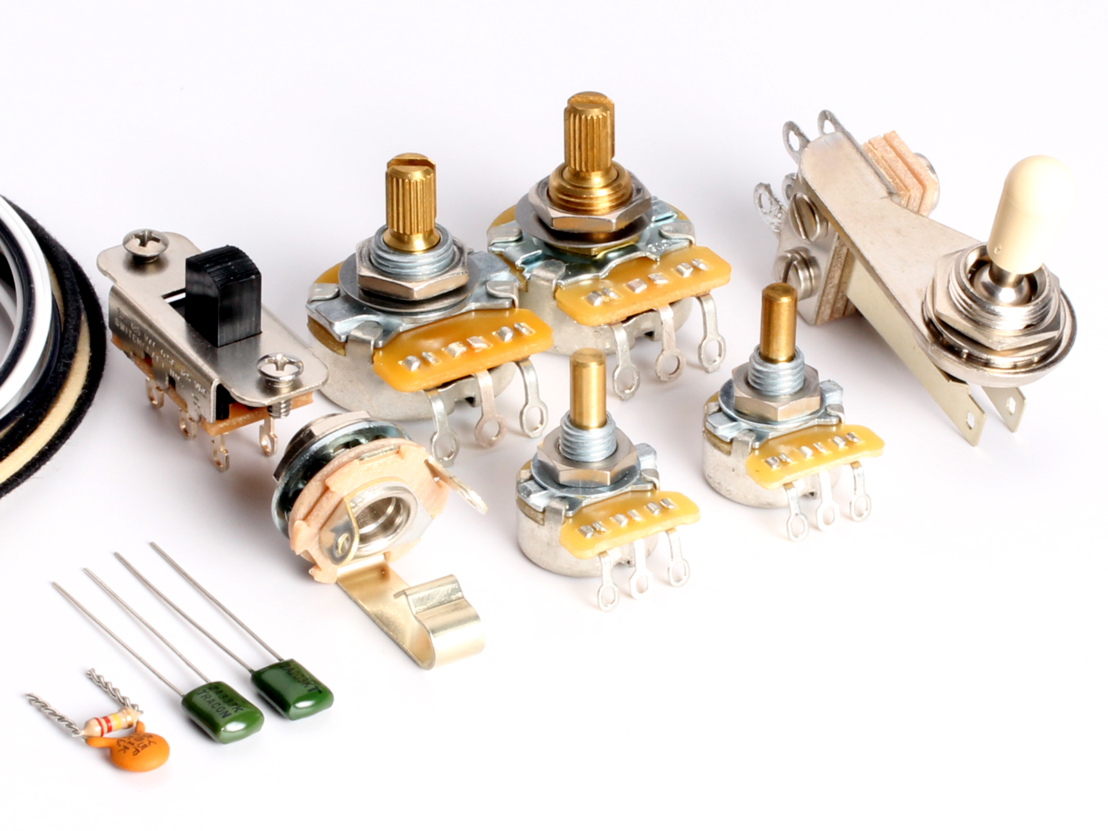 hight resolution of toneshapers wiring kit jazzmaster