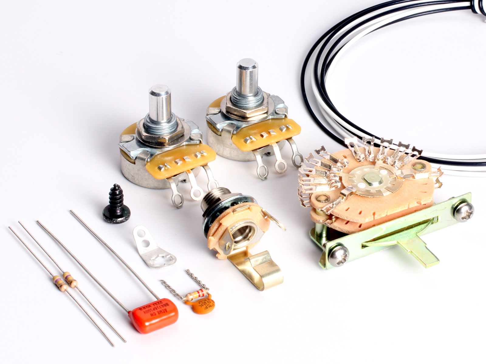 hight resolution of toneshapers wiring kit telecaster hh1 big apple telecaster upgrade kit telecaster wiring kit