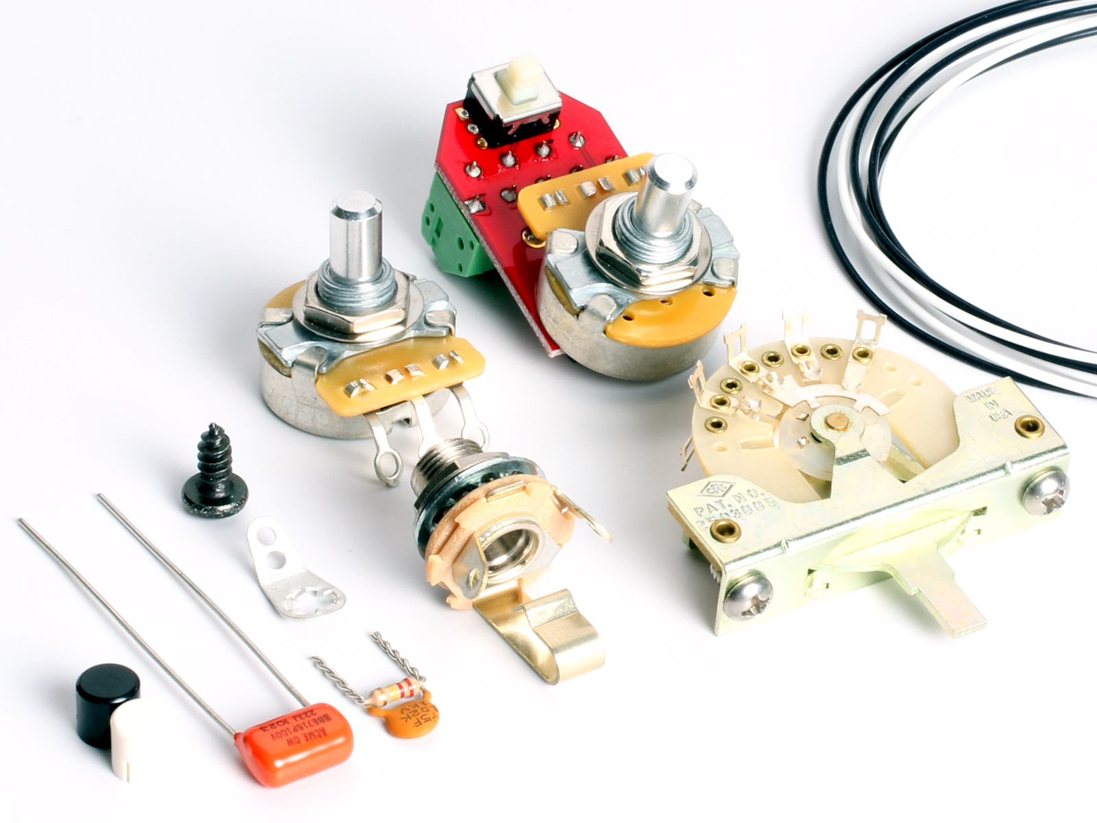 hight resolution of toneshapers wiring kit telecaster hh4 green machine gibson wiring kits click on