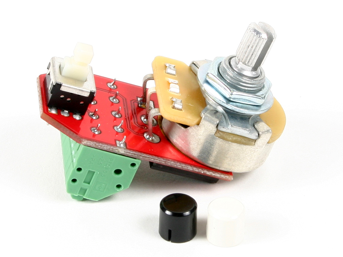 hight resolution of toneshaper pushbutton switch