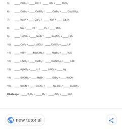 write the steps involved in a writing a chemical equations - Chemistry -  TopperLearning.com   rjk34mss [ 2160 x 1080 Pixel ]