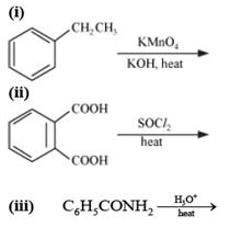 a give the chemical test to distinguish between i propanal