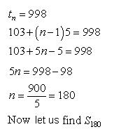 find the sum of all three digit numbers which leave